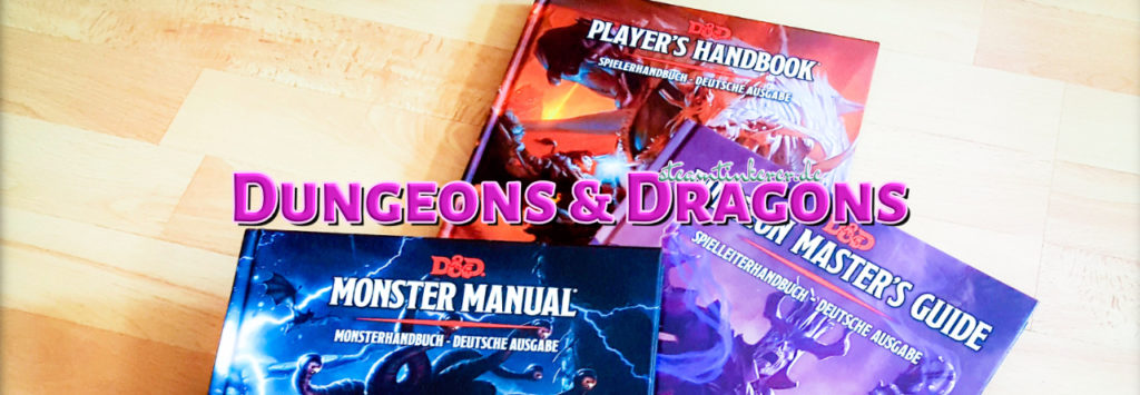 D&D - Dungeons & Dragons