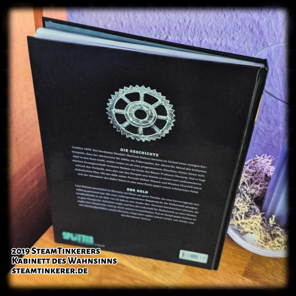 M.O.R.I.A.R.T.Y. - Das mechanische Imperium