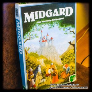 MIDGARD Box (3. Edition)