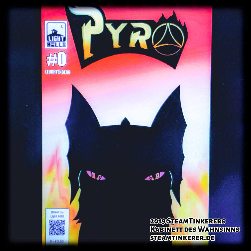 DSA Pyro
