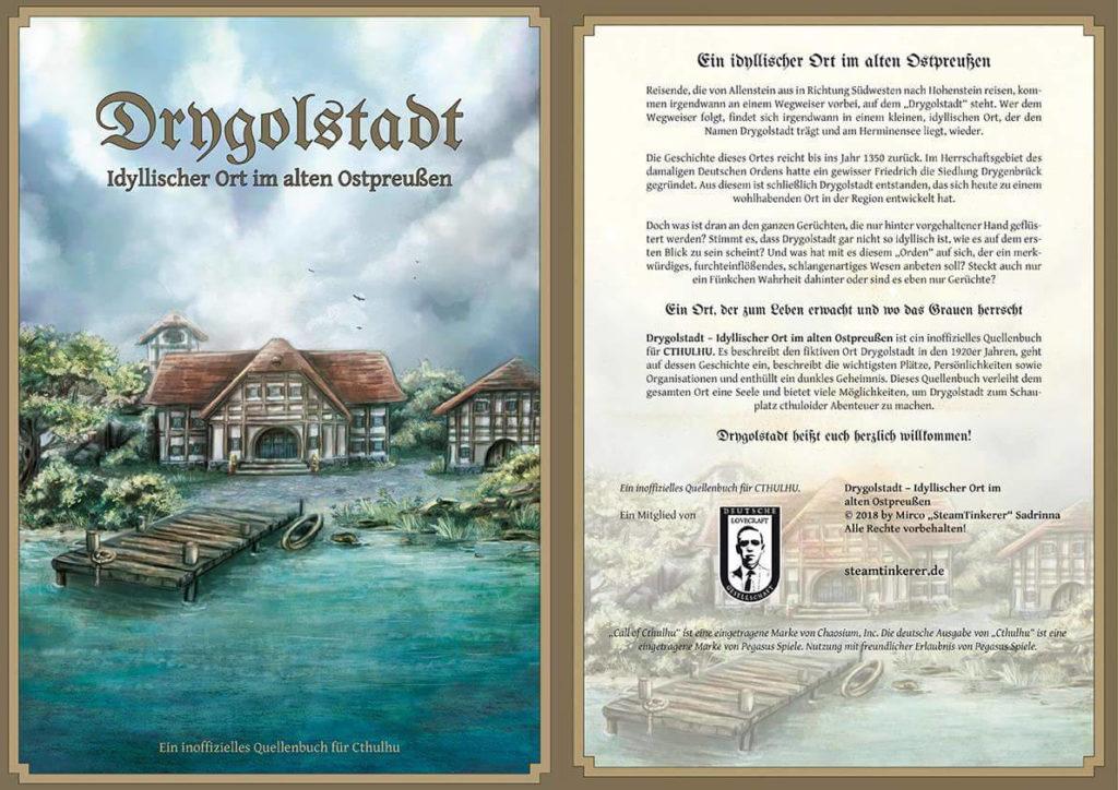 Drygolstadt Cover