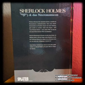 Sherlock Holmes & das Necronomicon