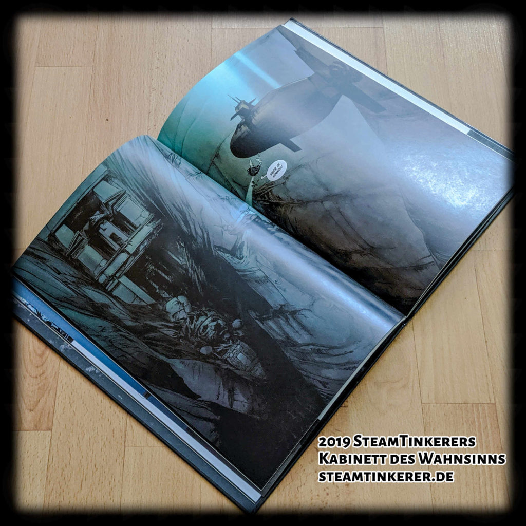 Heiligtum - Band 1: USS Nebraska