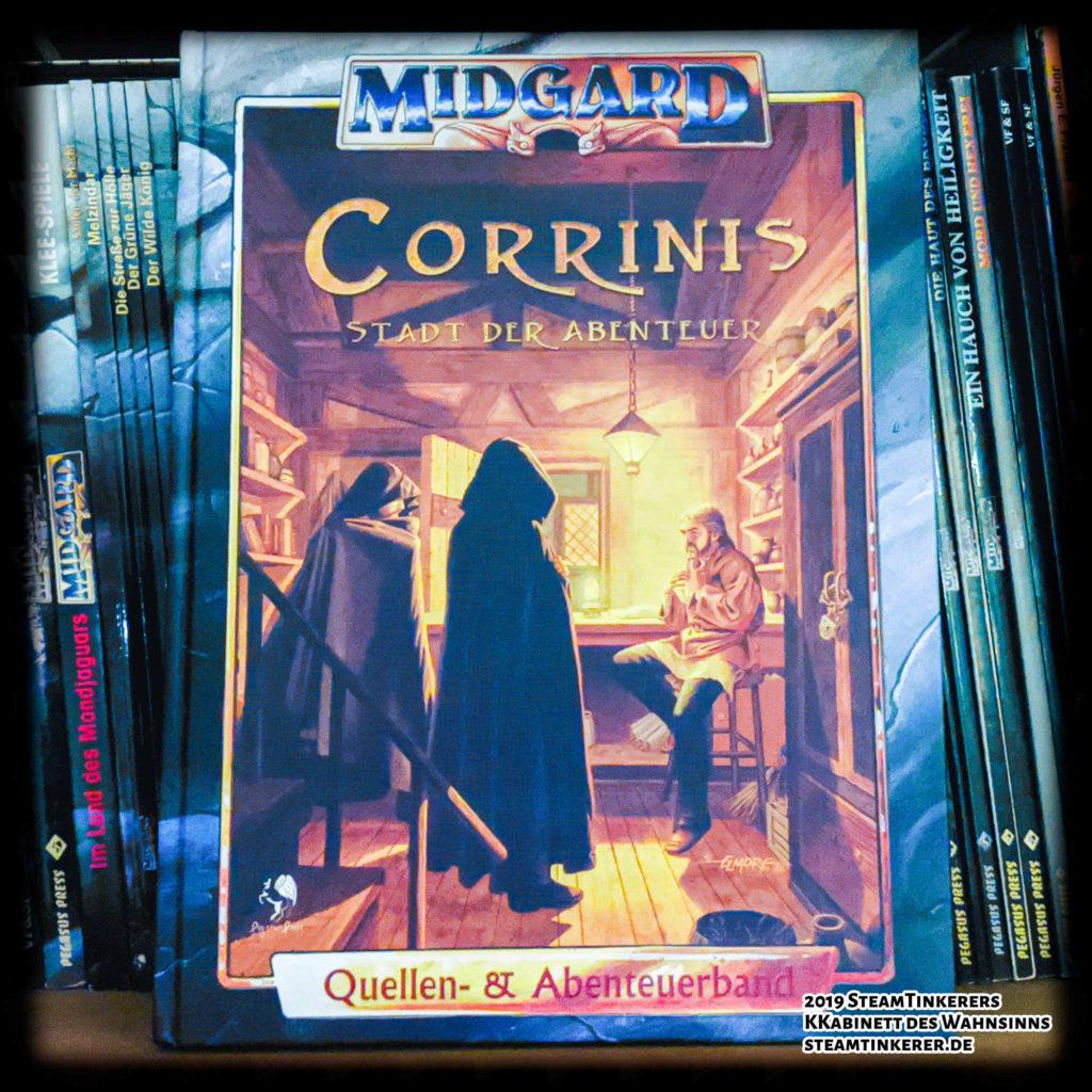 Corrinis - Stadt der Abenteuer