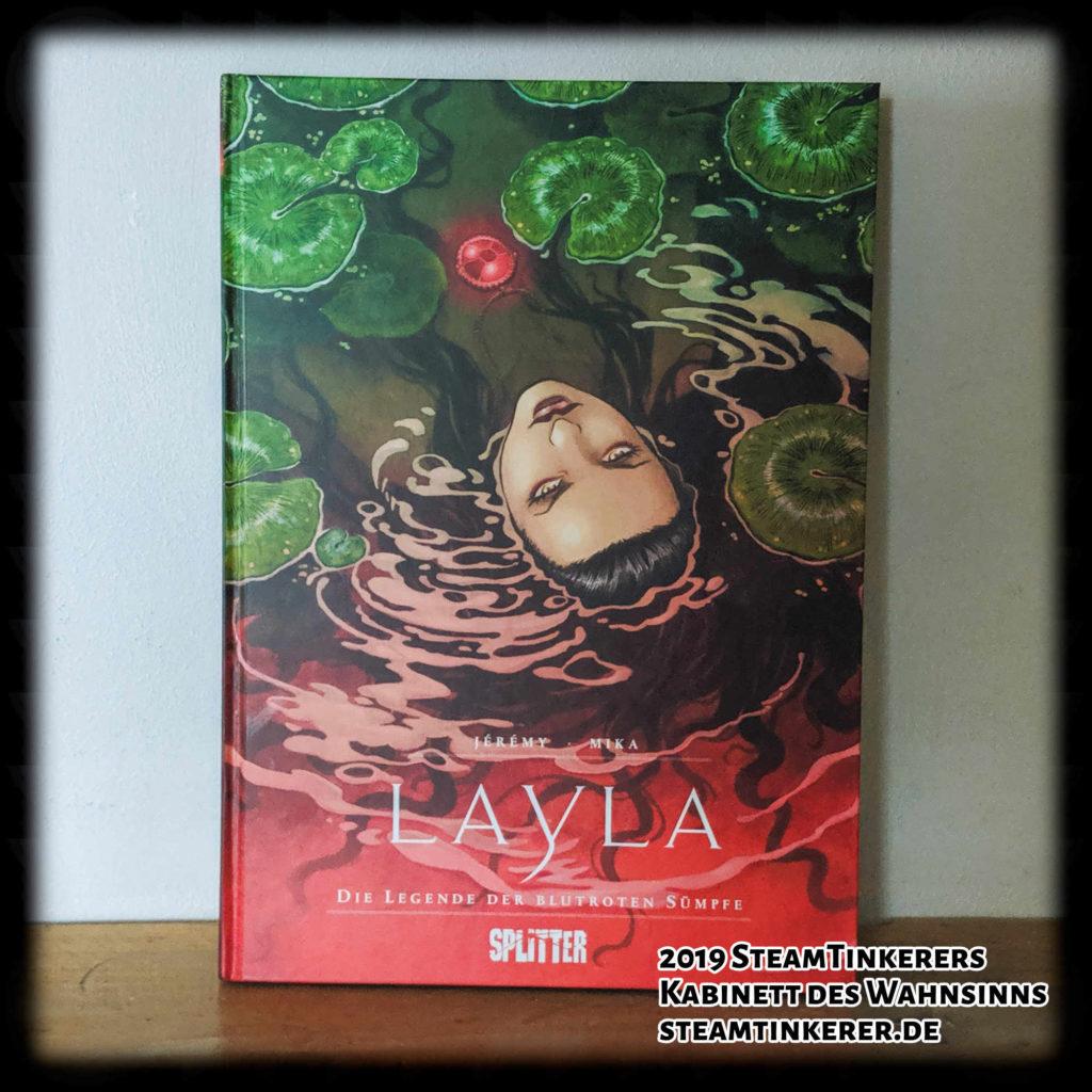 Layla - Die Legende der blutroten Sümpfe