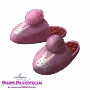 Pinke Pantoffeln - Die Reise des Herrn Thovaldin